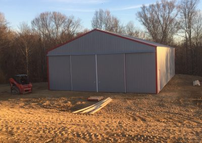 Fully Enclosed 30x40